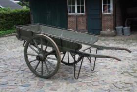 Schottscher Karren (auch Tafelwagen)