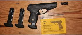 Schreckschußpistole Vektor Cal. 9mm CP1