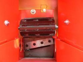 Foto 4 Schredder Häcksler Holzhäcksler Holzschredder 200 mm inkl. Zapfwelle  WC-8