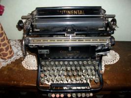 Schreibmaschine '' CONTINENTAL ''