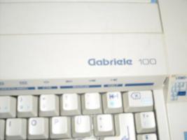 Schreibmaschine - elektrisch