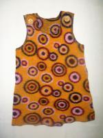, ,Schurwolle Kleid , Bio Walk Kleid Gr 110-116 Bio..NEU ;Handmade