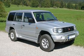 Foto 5 Schutzgitter Mitsubishi Pajero Classic 2,5 TD