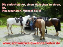 Foto 10 Schwarzwald-Wanderreiten, Reitferien in Todtmoos Au