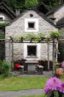 Schweiz - Tessin - FeWo - rustikales Ferienhaus