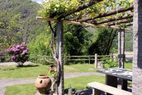 Foto 2 Schweiz - Tessin - FeWo - rustikales Ferienhaus