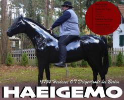 Foto 3 Schweizer Kunden kaufen gern in Deutschland … Warum ganz einfach weil Sie sich die 19% MwSt. zurück erstatten lassen können … zb. beim Kauf eines Deko Pferd lebensgroß ...