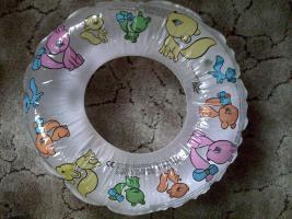 Foto 2 Schwimmreifen mit Tiermotiv