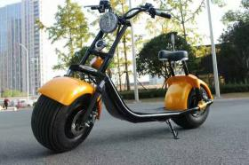 Scooter Harley Elektro Roller 1000w 60v Akku Batterie Coco City