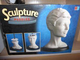 Sculpture Scheiben- Puzzle