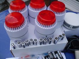 Foto 2 SeCa Power Line Funk - Alarm - Anlage (Alarmanlage)