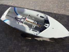Segelboot 420er
