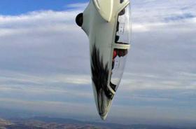Segelkunstflug - Segelakrobatikflug