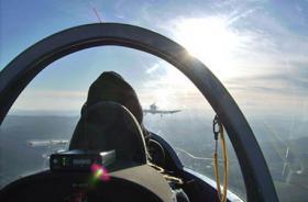 Foto 3 Segelkunstflug - Segelakrobatikflug