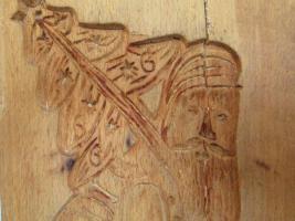 Foto 4 Sehr altes Holzmodel