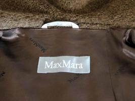 Foto 8 Sehr eleganter Damenmantel Max Mara Größe 38. Alpaka, € 600, -