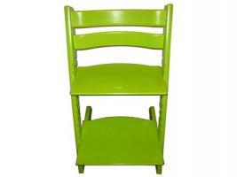 Sehr gut erhaltenen Kinderstuhl STOKKE Tripp Trapp® in grün zu verk.