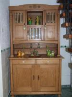 Foto 3 Sehr schöne Antike Kiefer Buffet Schränke