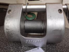 Foto 4 Seilwinde von Pfaff in Vollaluminium mit Bremse, PKW, LKW, Autotransport, Boot, Trailer
