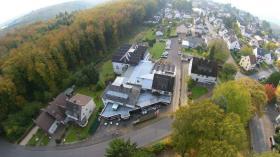 Luftbild Landhotel Westerwald In 56581 Ehlscheid