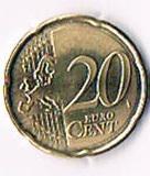 Foto 2 Selten Estland Kursmünze '' 20 '' Euro Cent '' 2011 '' !
