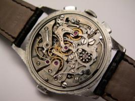 Selten Vintage Zenith Sextant Uhr Watch