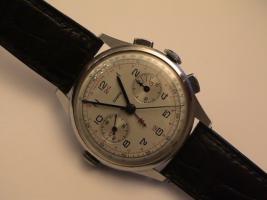 Foto 3 Selten Vintage Zenith Sextant Uhr Watch