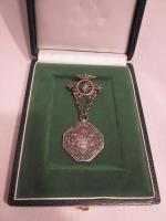Seltene 800er Silber – Orden – Auszeichnung – Ehrenzeichen – Horthy Ära – Vitez