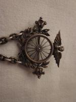 Foto 4 Seltene 800er Silber – Orden – Auszeichnung – Ehrenzeichen – Horthy Ära – Vitez