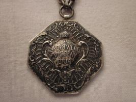 Foto 5 Seltene 800er Silber – Orden – Auszeichnung – Ehrenzeichen – Horthy Ära – Vitez