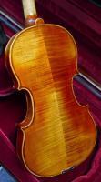 Foto 2 Set Violine Geige GRANDEZZA in 3/4 (8-11 Jahre), NEU - reine Handarbeit