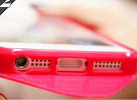 Foto 2 Sexy Lippe Silikon Weiches Design Schutzhülle für Samsung Galaxy S4 i9500 und S5 i9600