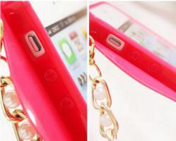 Foto 3 Sexy Lippe Silikon Weiches Design Schutzhülle für Samsung Galaxy S4 i9500 und S5 i9600