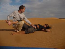 Shiatsu-Workshop und Urlaub im Süden Marokkos