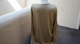 Foto 3 #Shirt m. Schlangenprint, Gr. #46, goldbeige, #MM, #NEU