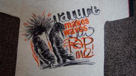 Foto 6 #Shirt, Gr.#104, #hellgrau meliert, #Jacky, #neu
