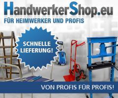 Shop für Handwerker und Profis