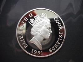 Foto 2 Siber Münze 50 Dollars