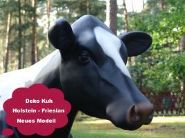 Foto 5 Sie bestellen … Wir liefern … Deko Kuh lebensgross ...