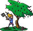 Sie haben einen Baum zu fällen oder eine Hecke zu schneiden ?.