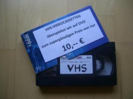 Foto 2 Sie haben noch alte Familienerinnerungen auf  VIDEOCASSETTEN aber keiner Videorecorder mehr