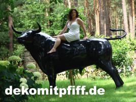 Foto 2 Sie möchten ein Deko Kalb gratis dazu erhalten wenn Sie so ne Deko Kuh - Modell kaufen ...