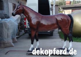 Foto 5 Sie möchten Ihren Mann zu Weihnachten ein Deko Pferd schenken … www.dekopferd.de