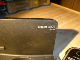 Foto 3 Siemens Gigaset CX 470 ISDN