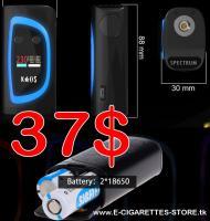 Sigelei KAOS SPECTRUM 230W TC BoxMod nur 31€