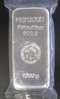 Silberbarren 1kg  1000g