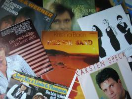 Foto 2 Singles Schallplatten