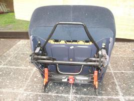Foto 4 Sitze für Renault Espace JE  Bj.2002 dkl. blau