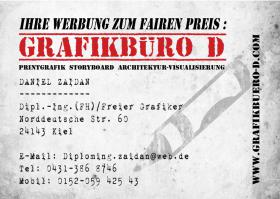 Grafikbüro D 2 Flyer
