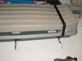 Skibox Thule 250